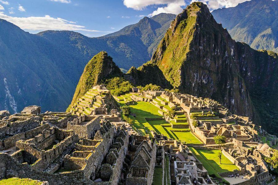 Machu Picchu, la terre sacrée sous nos pieds