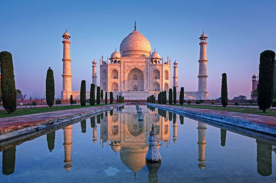Taj Mahal : aimer mourir, aimer pour l'éternité