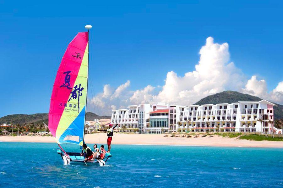 Le Chateau Beach Resort Kenting à Kenting, Taïwan.