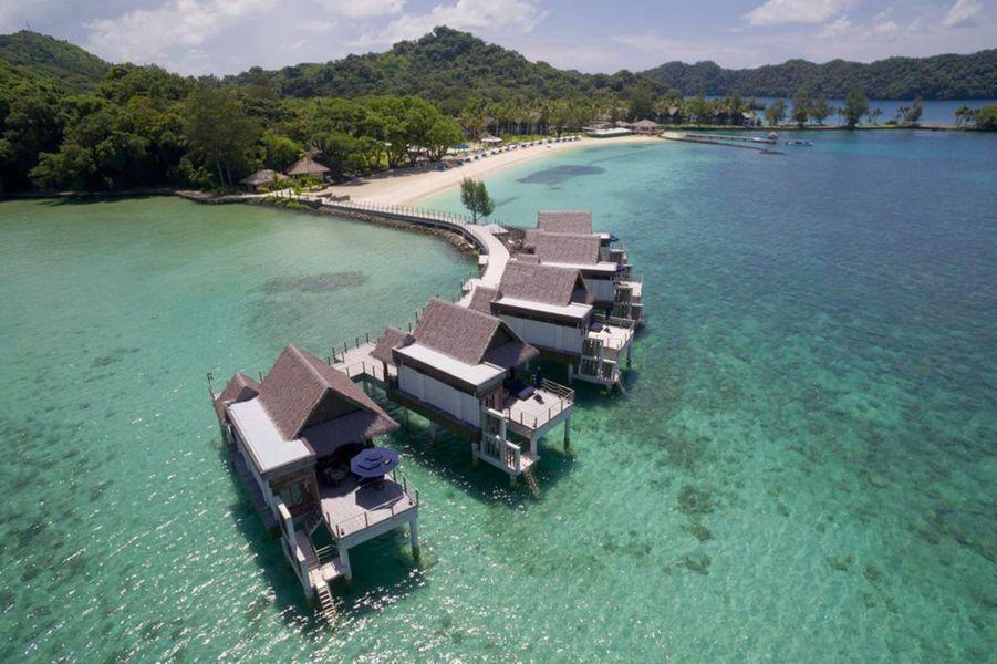 Palau Pacific Resorts à Palau.