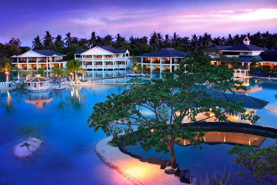 Le Plantation Bay Resort and Spa,Cebu, (Philippines).