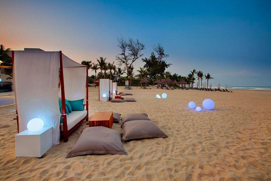 L'Hotel Pullman Danang Beach Resort à Danang, (Vietnam).
