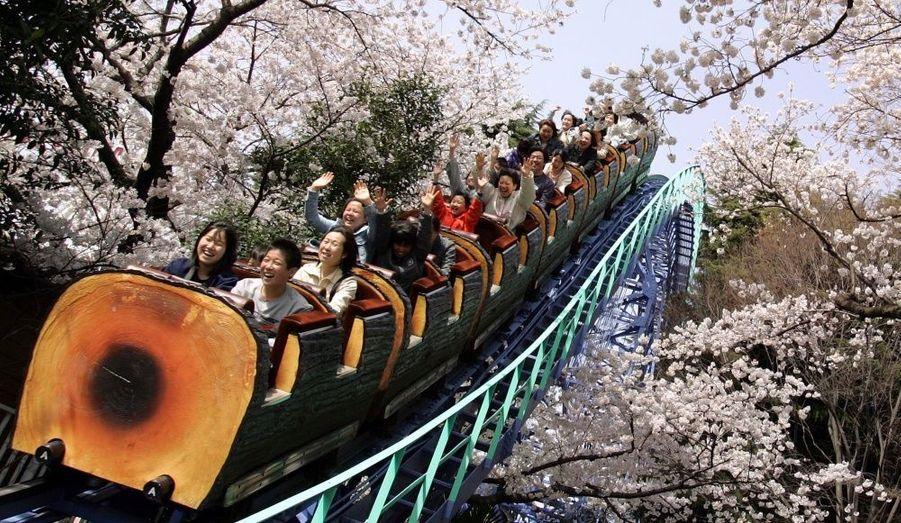 Parc Toshimaen à Tokyo