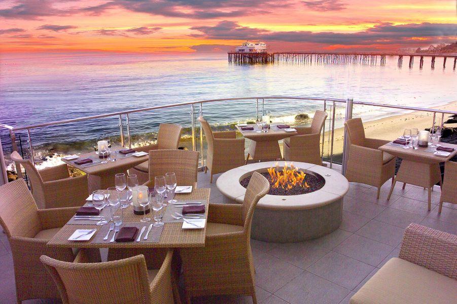 Où séjourner à Malibu: au Malibu Beach Inn.