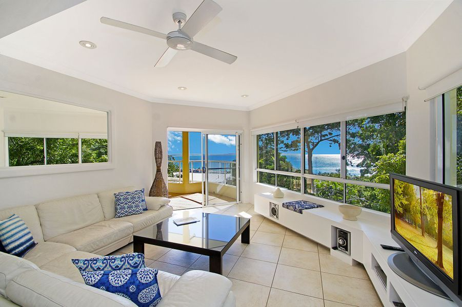 Où dormir à Brisbane : au Lookout Resort Noosa.