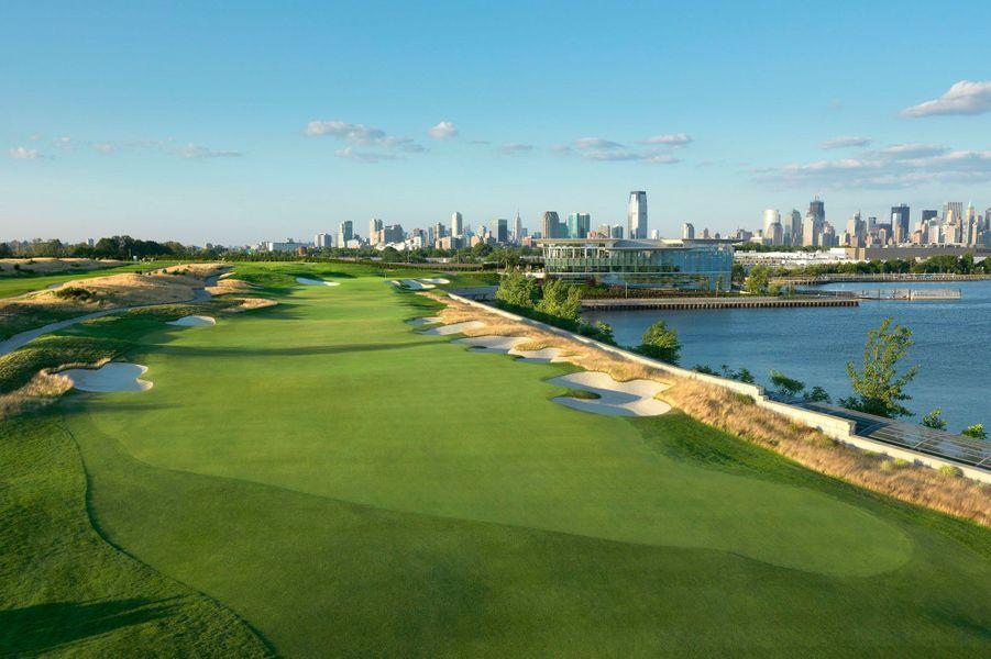 Liberty National Golf Club, New Jersey (USA)