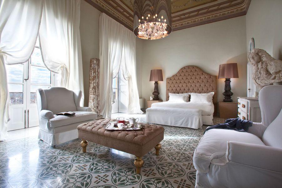 Où dormir :Seven Rooms Villadorata.