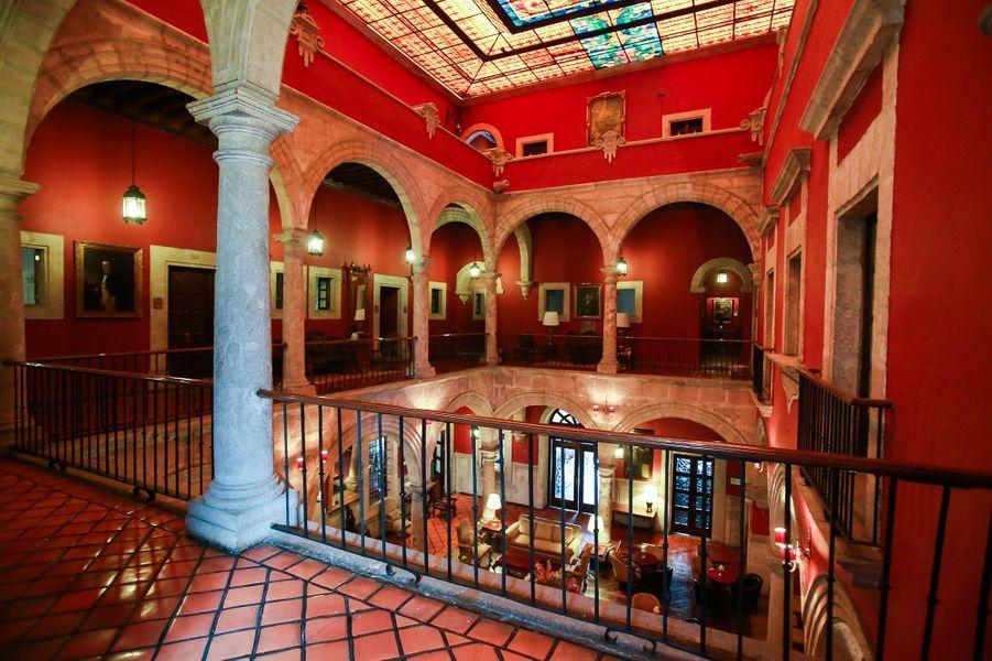 Où séjourner :Virrey De Mendoza.