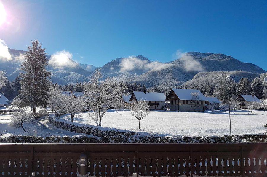 """Meilleure destination """"Nature"""" : Gasperin Bohinj, Bohinj(Slovénie)."""