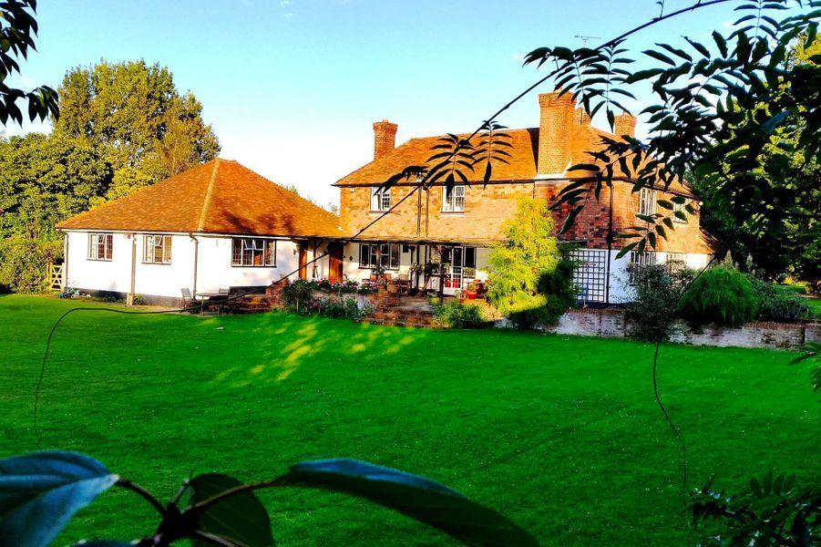 "Meilleure destination ""Histoire"" : Iffin Farmhouse,Canterbury (Royaume-Uni)."