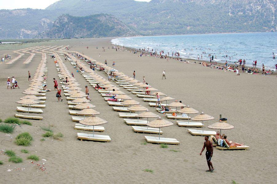18. Iztuzu Beach, Dalyan (Turquie)