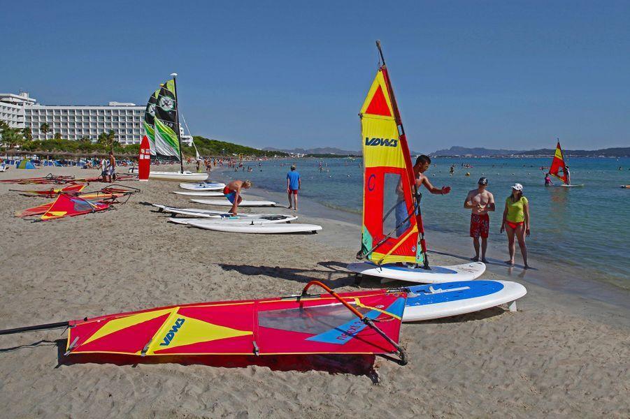 10. Playa de Muro Beach, Playa de Muro (Espagne)