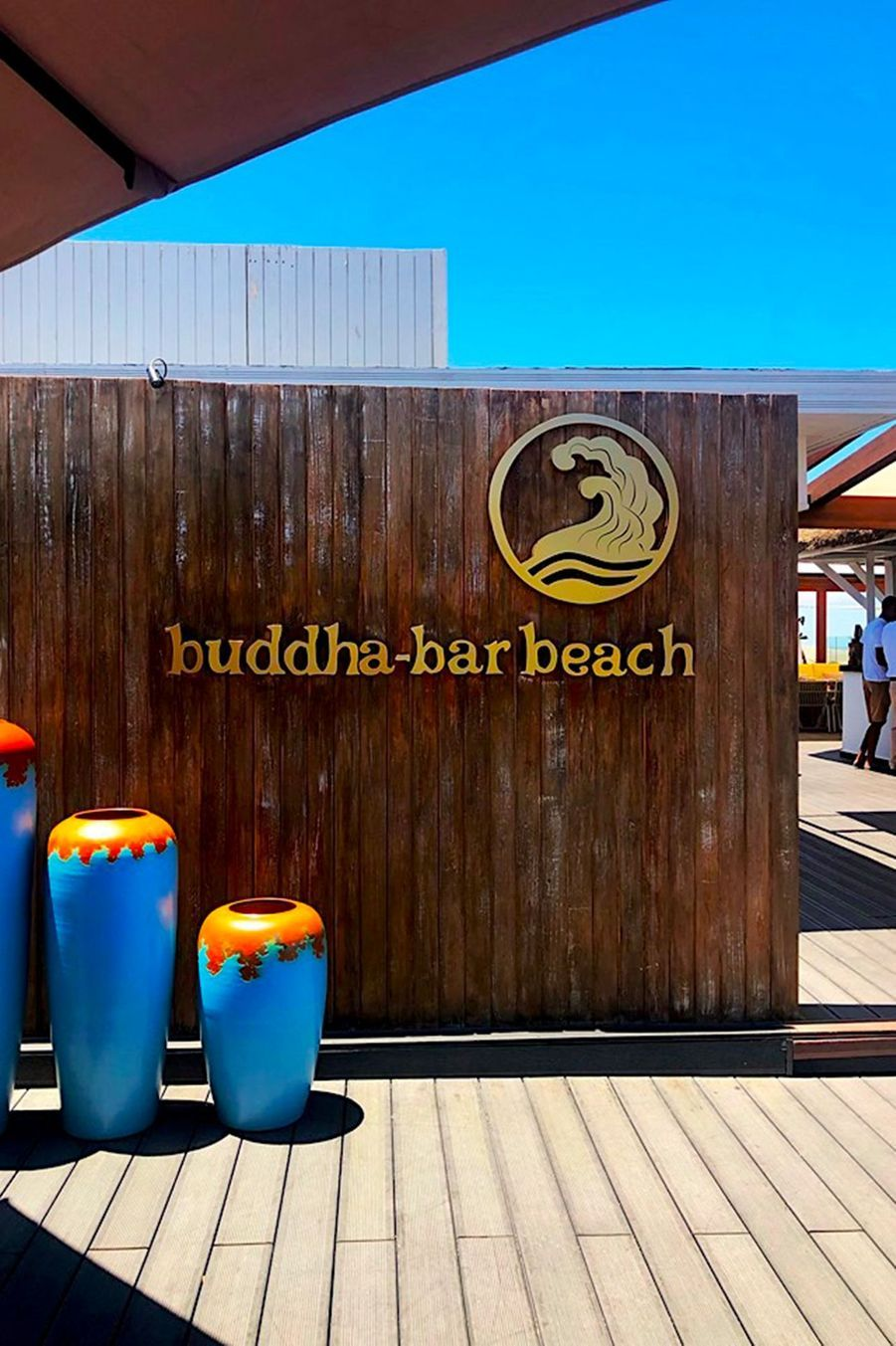 La Buddah bar beach
