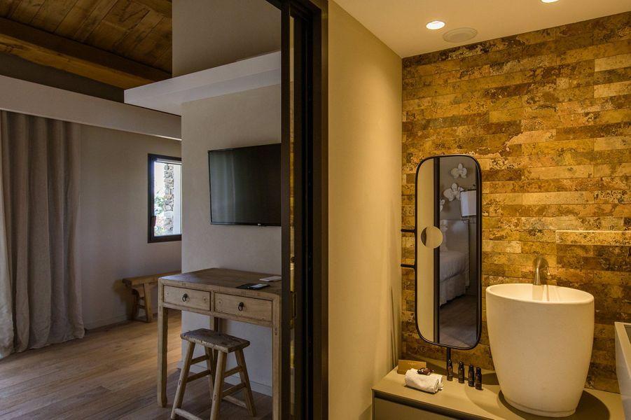 Salle de bain casa Elba
