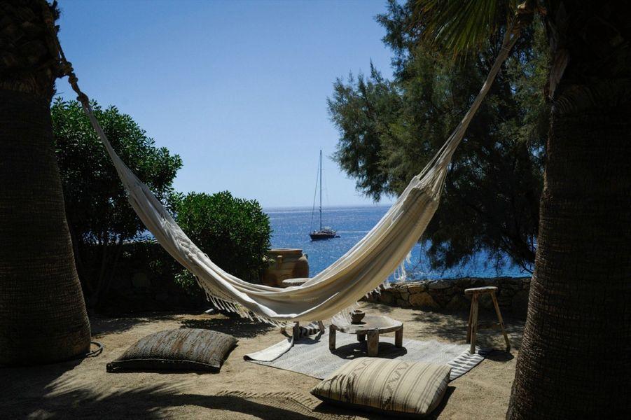A l'heure de la sieste pour les fêtards fortunés qui ont terminé la nuit dans la crique du San Giorgio, le nouvel hôtel luxe et zen.