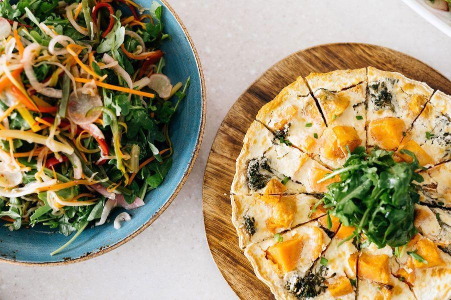 La gastronomie riche et délicate de la Tasmanie.