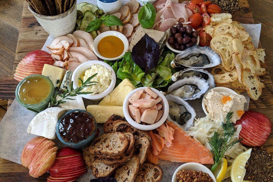 La richesse de la gastronomie tasmanienne à la Tasmanian Food and Wine Conservatory.