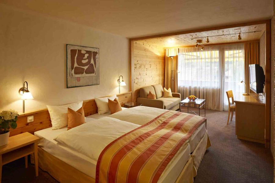 Le Gstaaderhof Swiss Quality Hotel