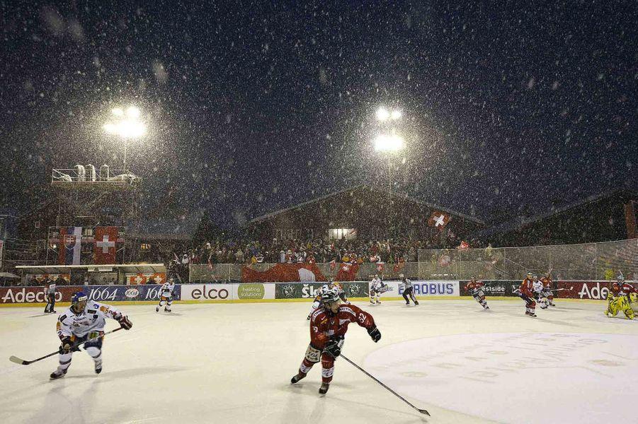 Match de hockey