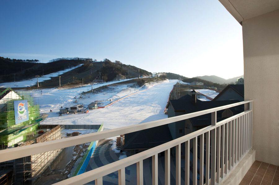 Le Holiday Inn & Suites Alpensia Pyeongchang Suites