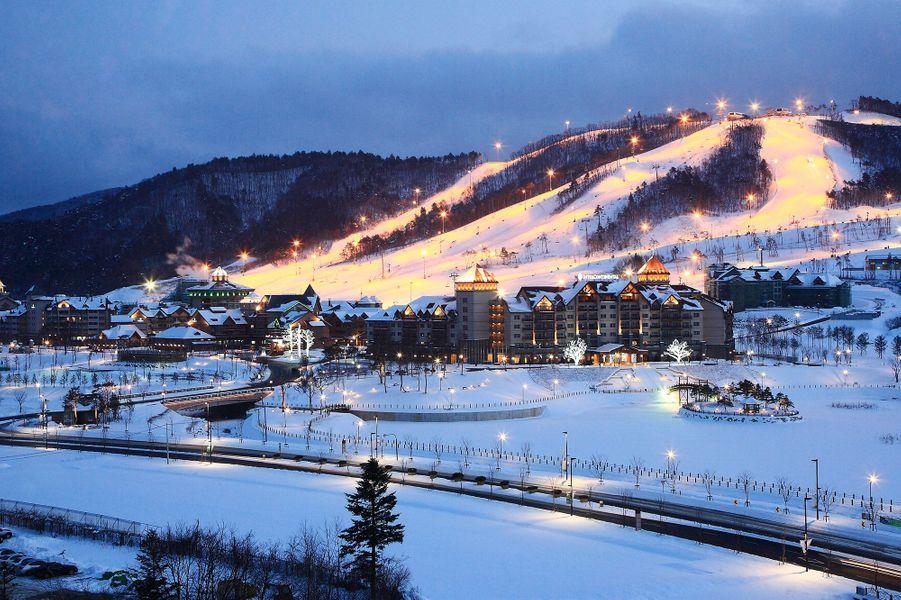 L'Intercontinental Alpensia Pyeongchang Resort