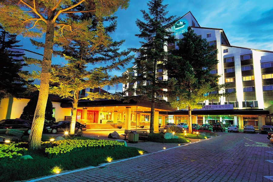 Le Yongpyong Resort Dragon Valley Hotel
