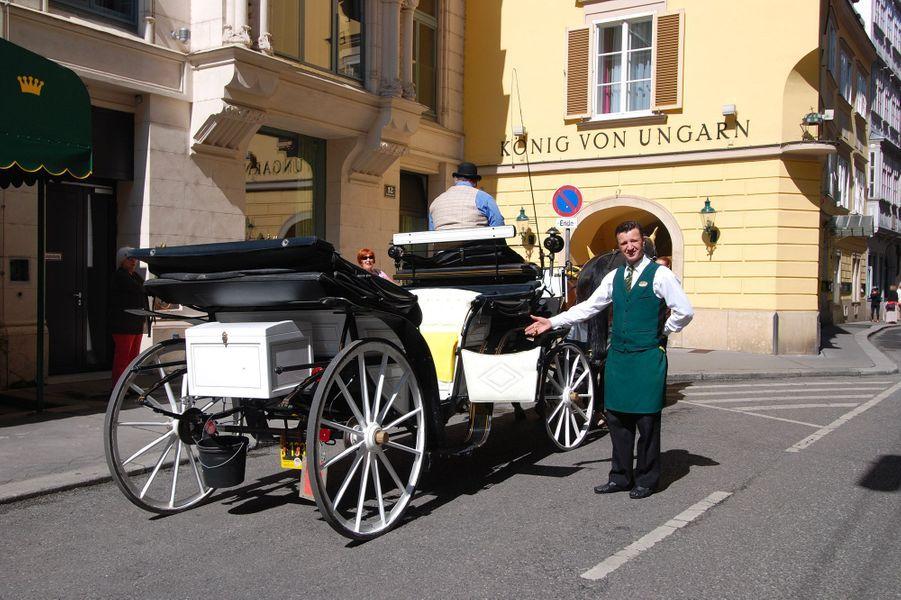 L'Hotel König von Ungarn