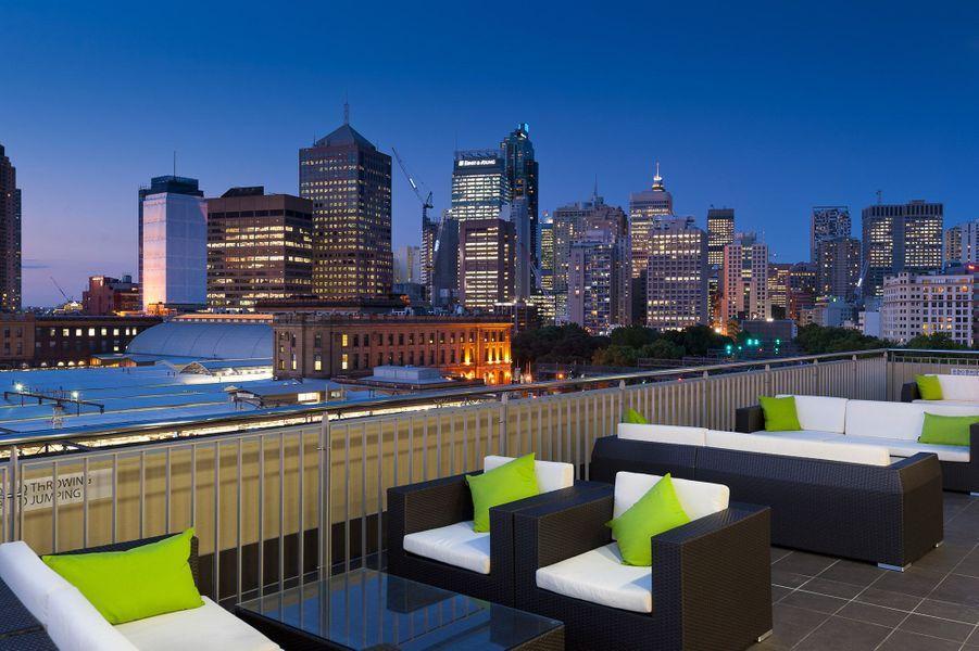 Où séjourner à Sydney : au Bounce Sydney.