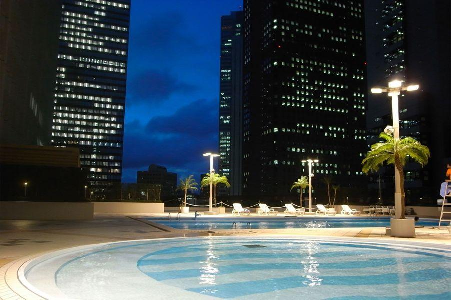 Où séjourner à Tokyo :au Keio Plaza Hotel.