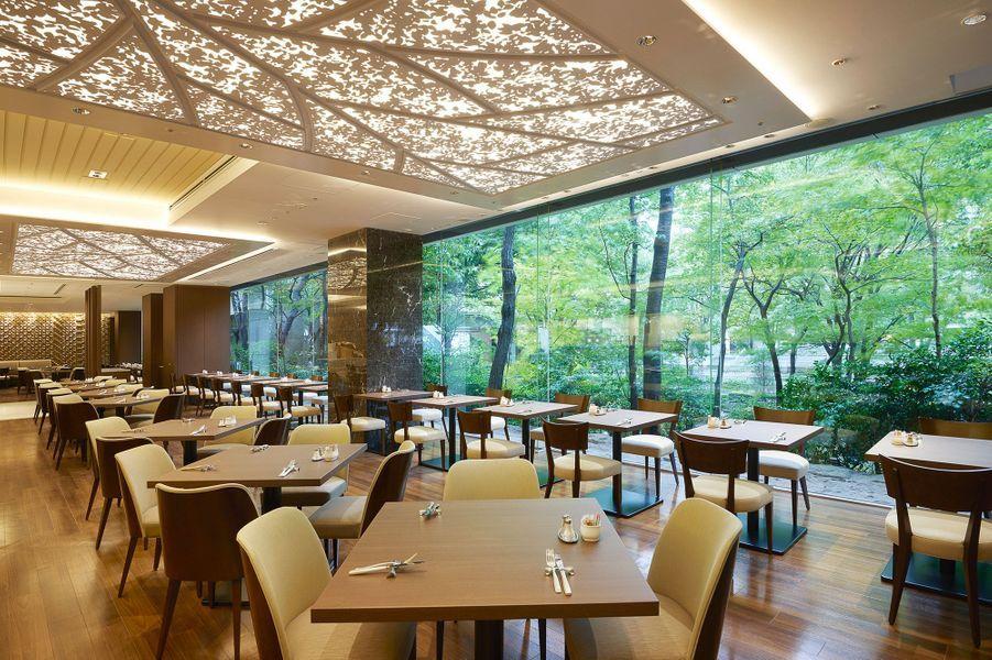 Où séjourner à Tokyo :auKeio Plaza Hotel.