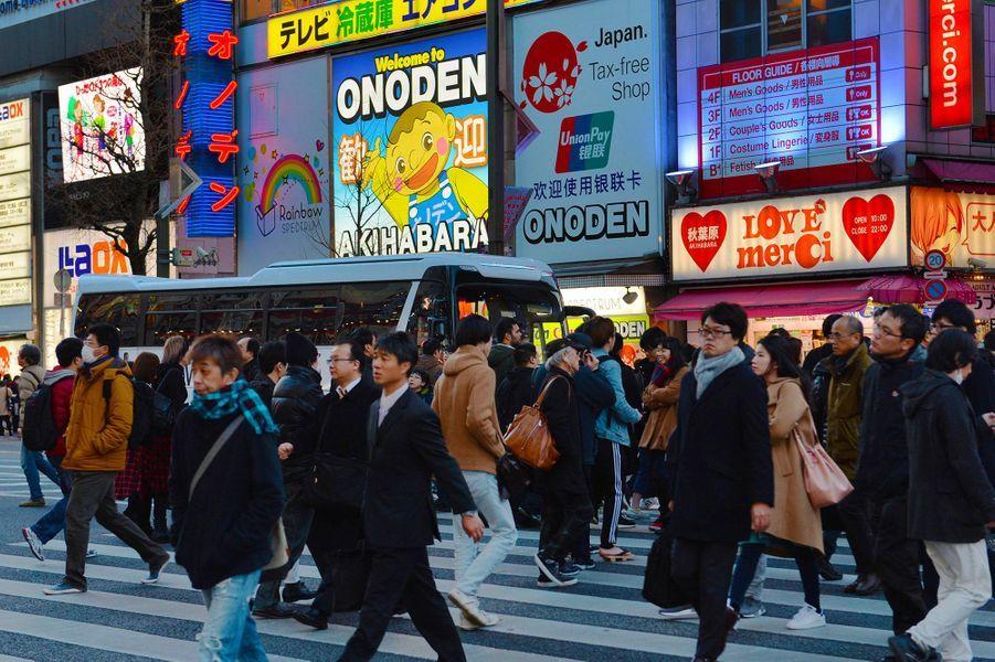 Tokyo, Japon.