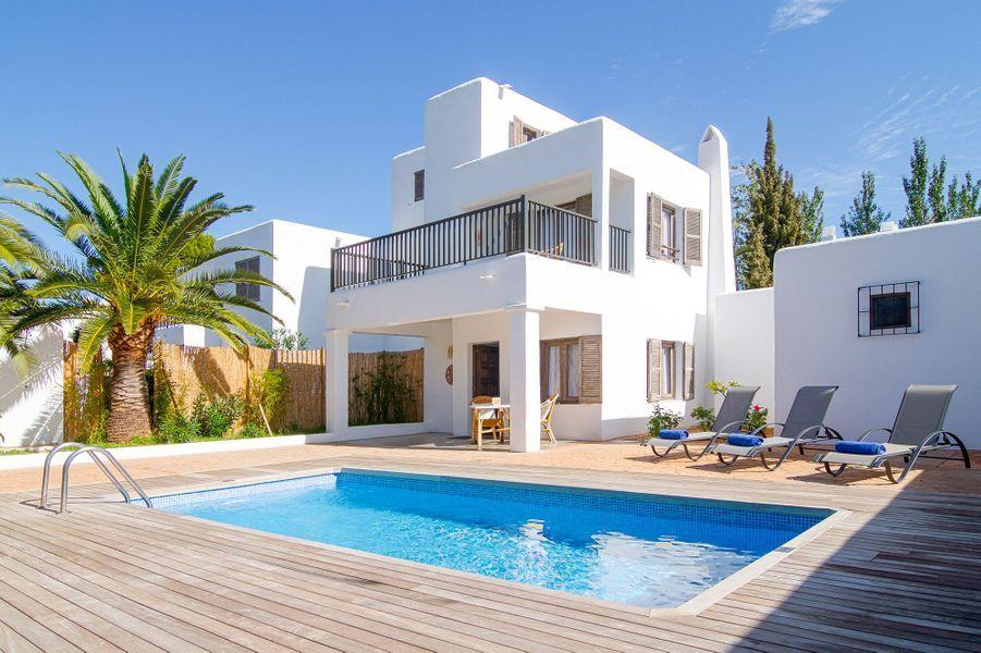 Où séjourner à Ibiza : auxVillas S'Argamassa.