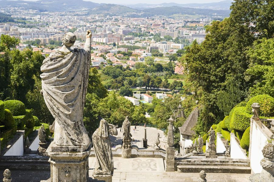1. Braga, Portugal