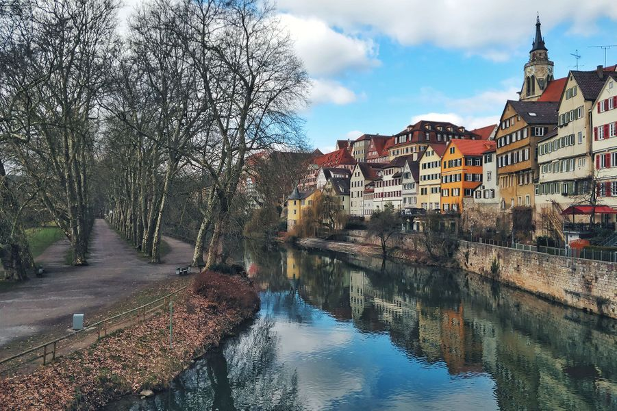 11. Tubingue, Allemagne