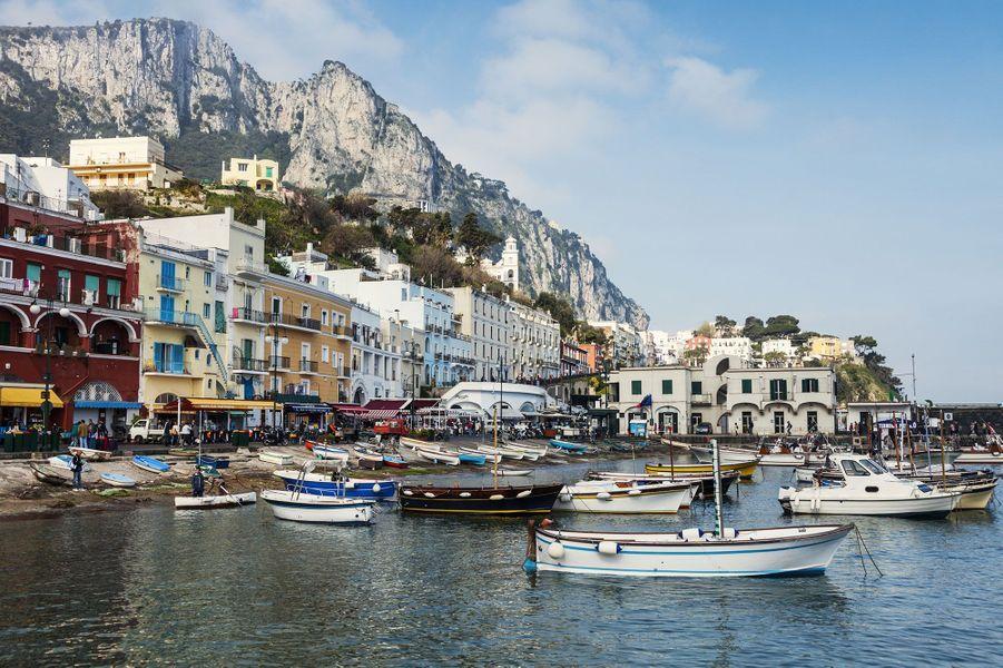 14. Capri, Italie