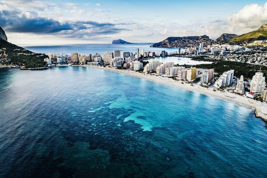 17. Calp, Espagne