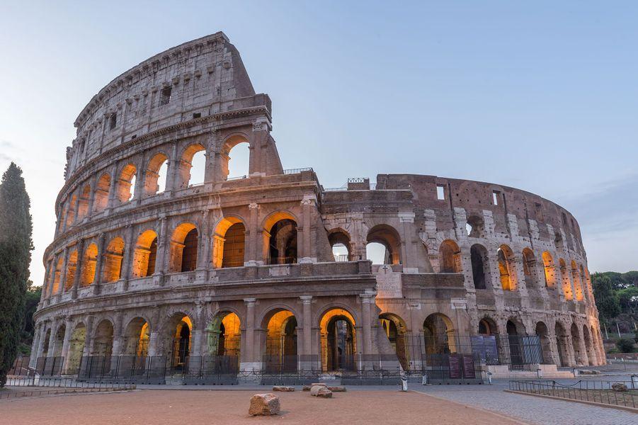 2.Rome, Italie