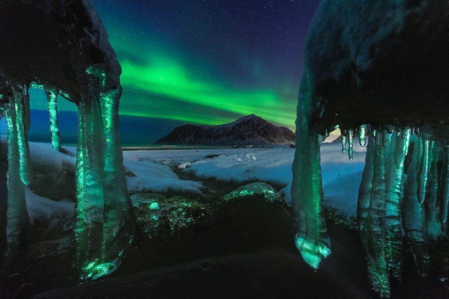 20. Îles Lofoten, Norvège