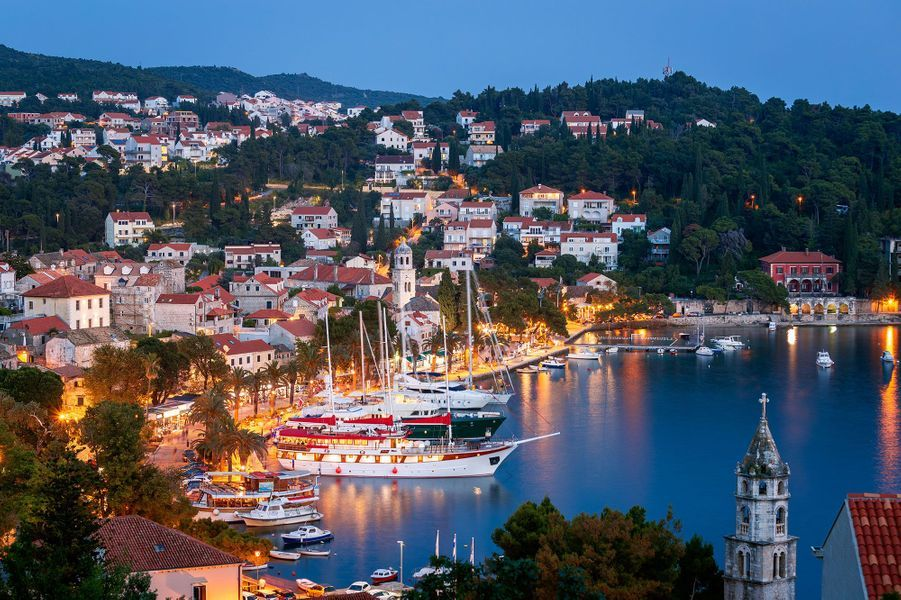 3. Cavtat, Croatie