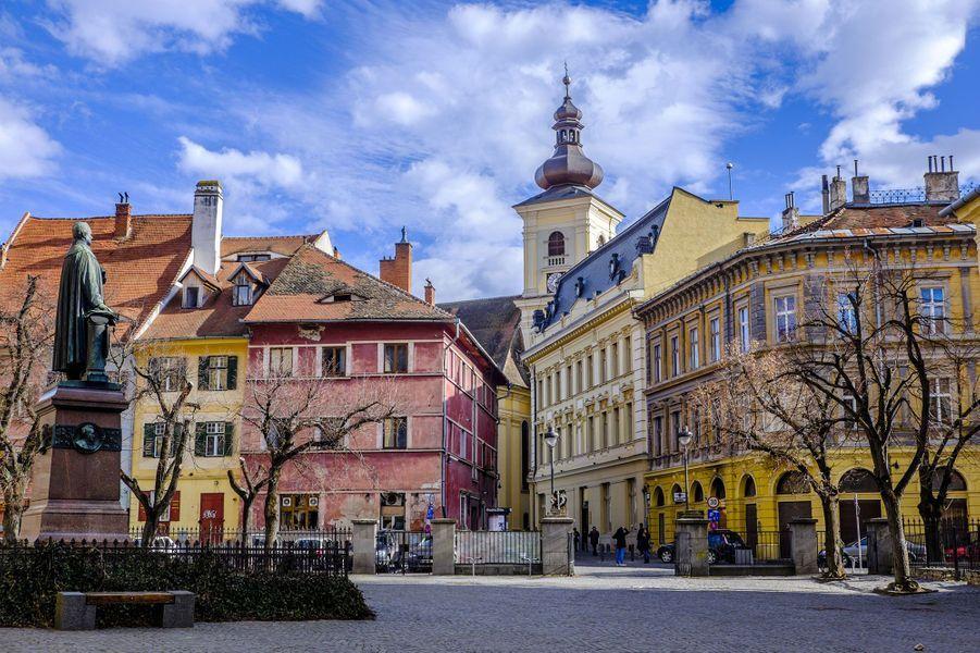 5. Sibiu, Roumanie