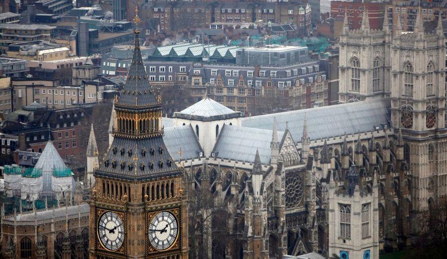 La ville anglaise chute au 16e rang, la faute à la dévaluation de la Livre Sterling.