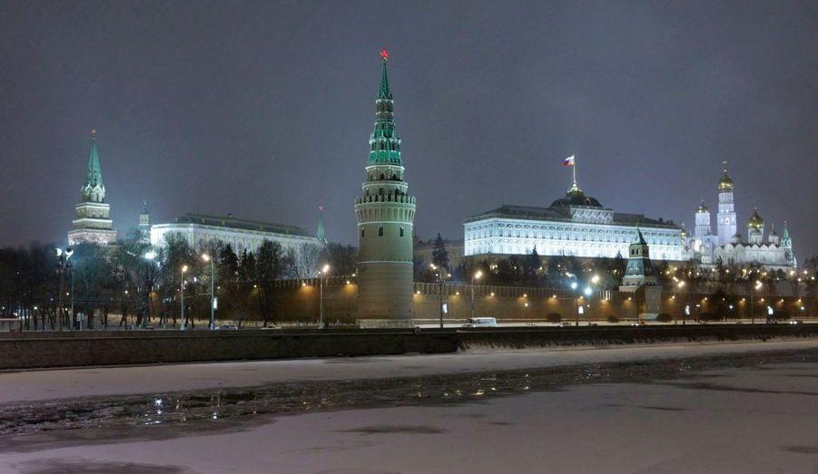 La dévaluation de la rouble rend Moscou moins chère.