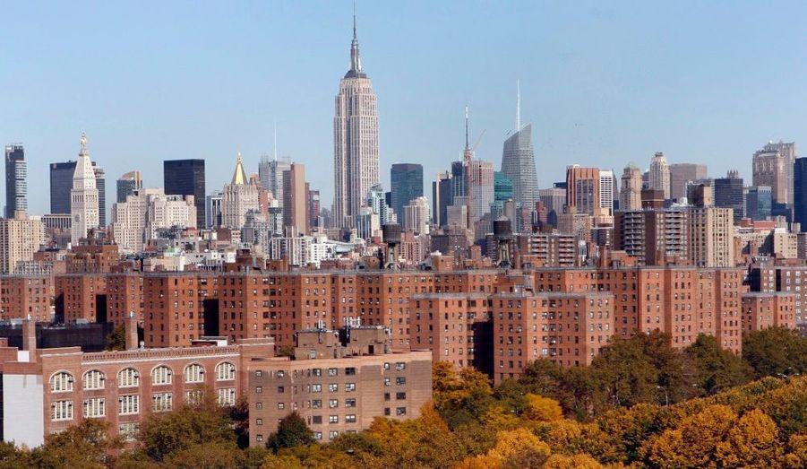 La Big Apple, frappée par la crise n'apparait pas dans les trente villes les plus chères.