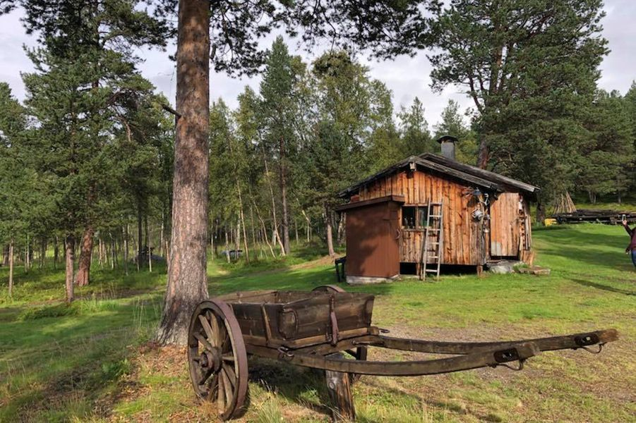 Hôtel à lafrontière russo-norvégienne, Storskog