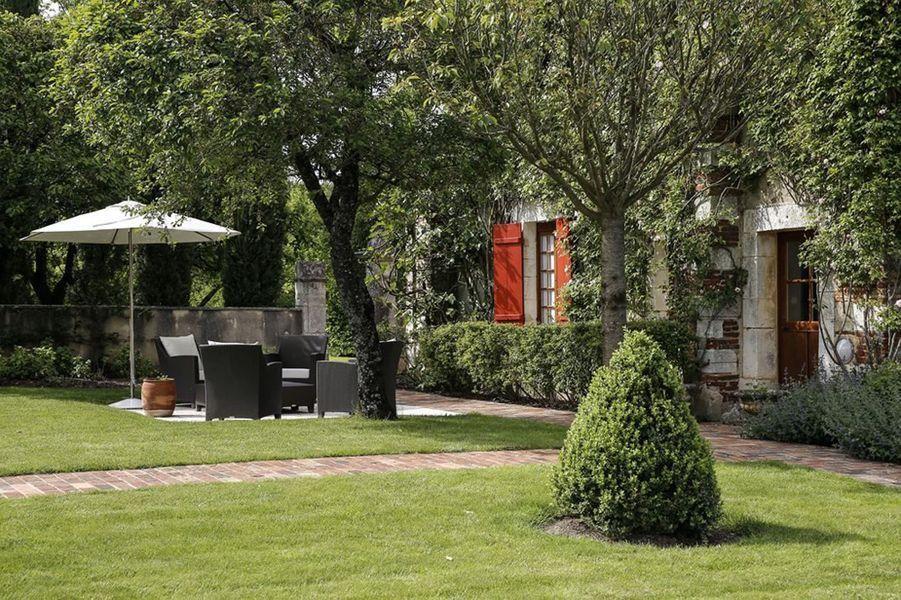 La Borde, à Leugny, en France, Grand Prix du Meilleur hôtel de charme en Europe