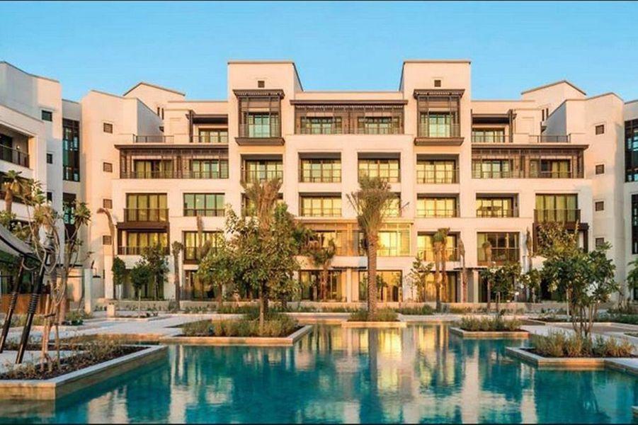 Jumeirah Al Naseem, à Dubai, Grand Prix du Meilleur hôtel au Moyen-Orient.