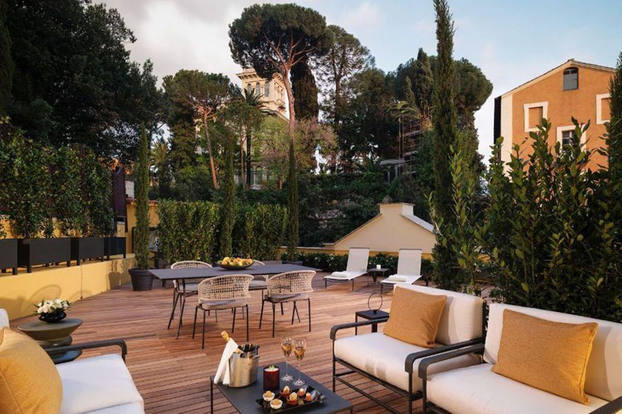 Hôtel Eden, Rome, Grand Prix du Meilleur hôtel d'Europe