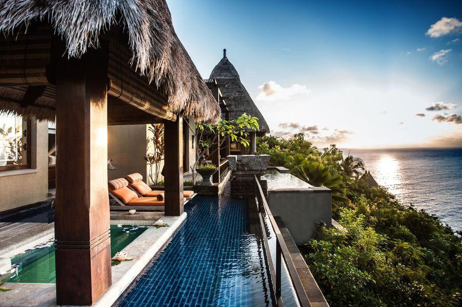 Maia Luxury Resort & Spa, aux Seychelles, Grand Prix du Meilleur hôtel en Afrique