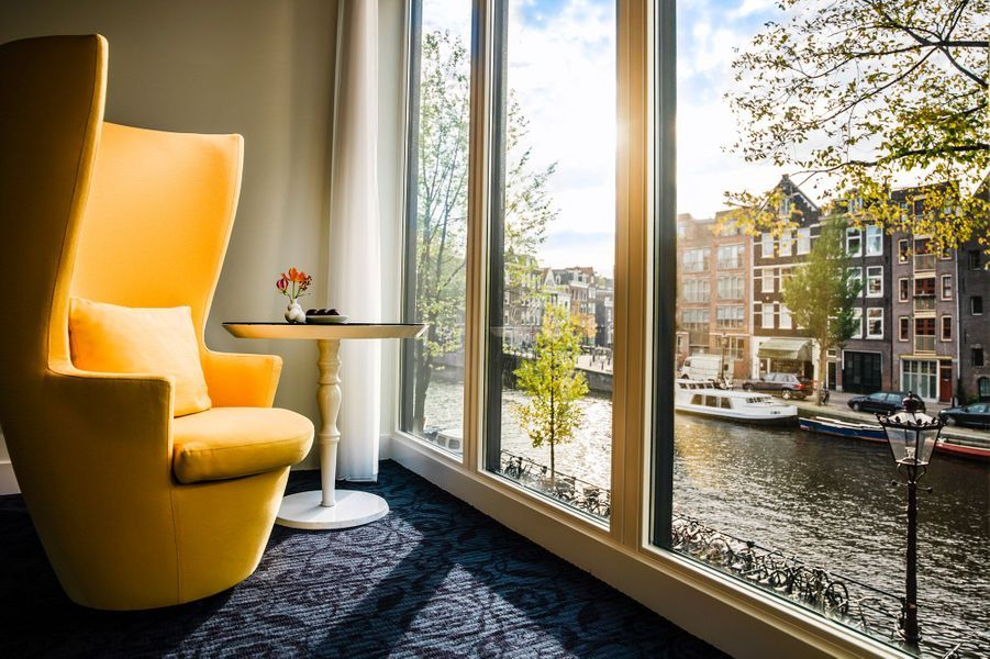 L'Andaz Amsterdam Prinsengracht - A Hyatt Hotel,Amsterdam, Pays-Bas.