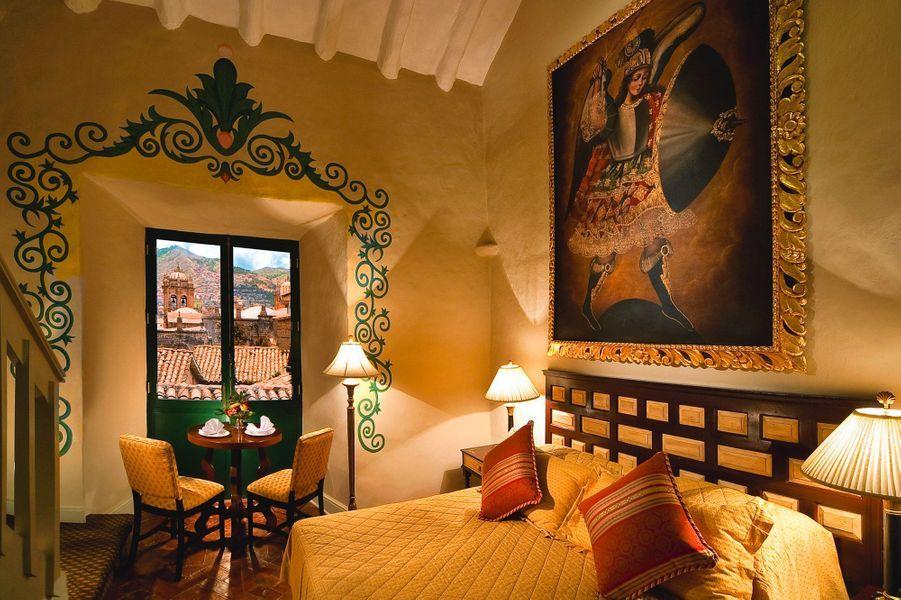 LeBelmond Hotel Monasterio,Cuzco, Pérou.